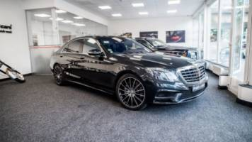 Mercedes - Benz S500L 4-matic