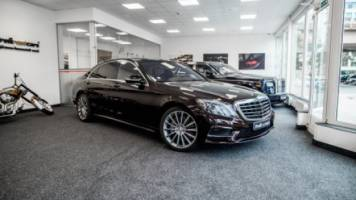 Mercedes - Benz S350L 4-matic